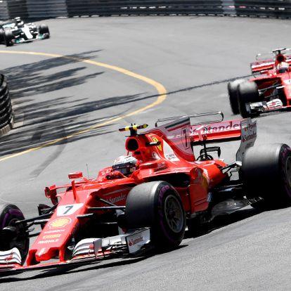 Nyert Vettel és a tökéletes taktika Monacóban