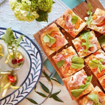 Klassz receptek: ezek legyenek a piknikkosaradban