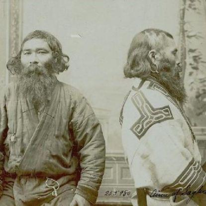 Bajuszszerű női szájtetoválás és buja szőrzet – Japán és Oroszország ismeretlen őslakosai, az ainuk