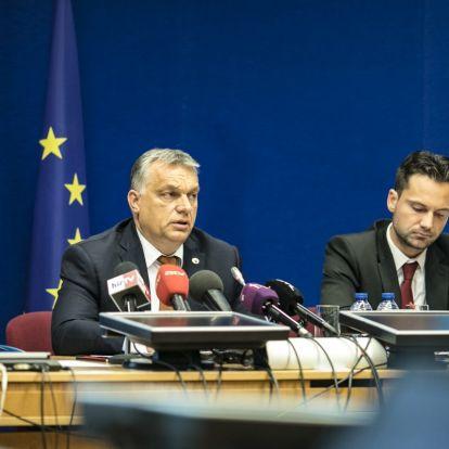 Így magyarázkodott Orbán Viktor az apja cégének állami munkáiról