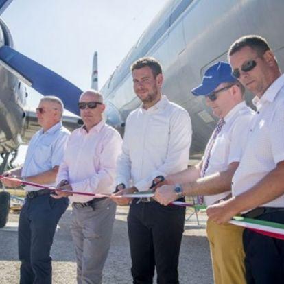Új helyen, gazdagabb tartalommal az Aeropark