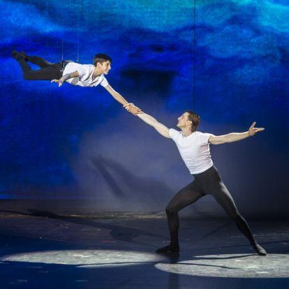 Billy Elliot visszatért! – újra az Erkel Színházban a legendás előadás