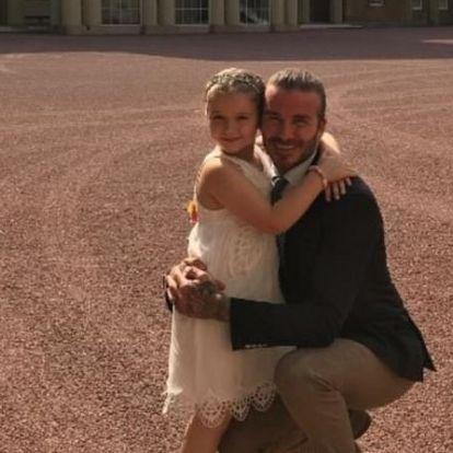 Rengetegen kiakadtak a Beckham-család legújabb fotóin