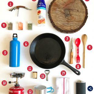 14+1 alapkellék szabad tüzes főzésekhez, amikre még Bear Grylls sem gondolt | NOSALTY