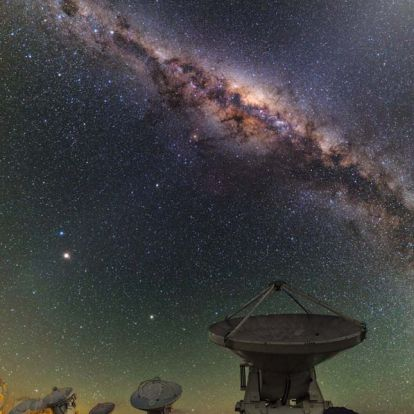 Megtalálták az egyik legfényesebb galaxist, amely ezerszer fényesebb, mint a Tejútrendszer