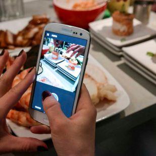 Egy fotó alapján megmondja az ételek összetevőit ez a zseniális alkalmazás