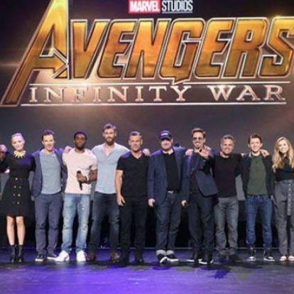 Avengers: Infinity War - rossz minőségben, de nézhető az előzetes