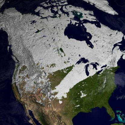 Ezen a kanadai térképen pörögnek most az amerikaiak