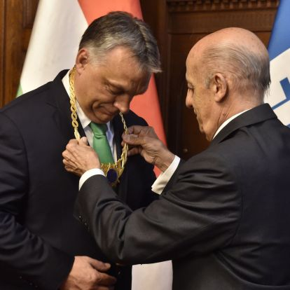 Orbán kapott egy hatalmas fukszot a FINA elnökétől