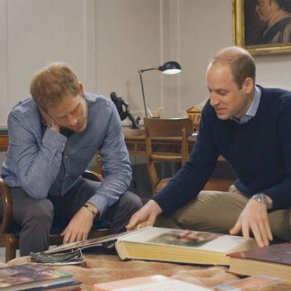Minden eddiginél érzékenyebb és őszintébb dokumentumfilm készült Diana hercegnéről