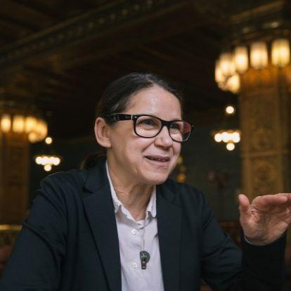 Nagy magyar filmsiker: Enyedi Ildikó a velencei fesztivál zsűrijében