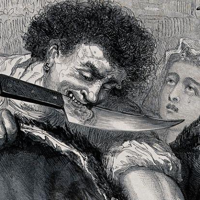 A Piroska és a farkas eredetije elég durva horror