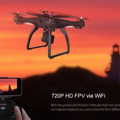 BAYANGTOYS X21 - a GPS-es drón amire vágyok