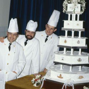 36 év után került elő Lady Diana menyasszonyi tortájának egy szelete