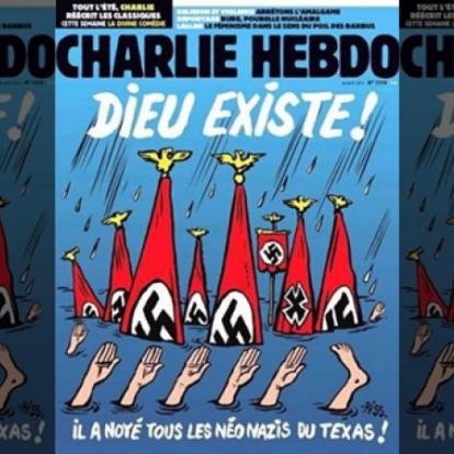 CHARLIE HEBDO…