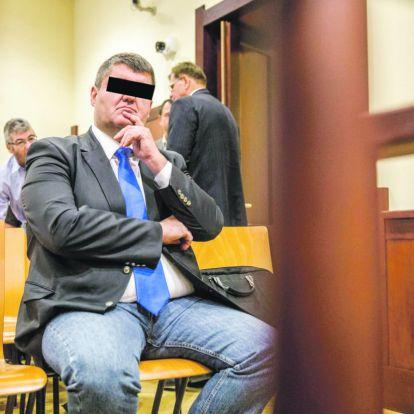 Újra a bíróság előtt Hagyó Miklós