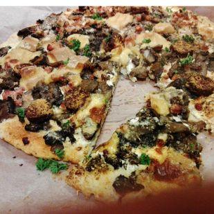NoCarb 10 perces pizza paleo