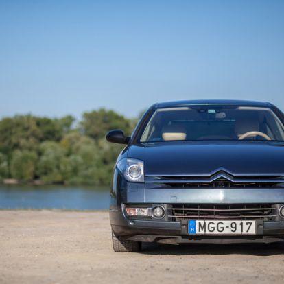 Vállalj több kockázatot! - Használtteszt: Citroën C6 3,0 V6 HDi