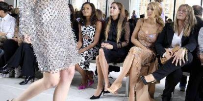 Blake Lively megszegett egy nagyon fontos divatszabályt a Fashion Week-en
