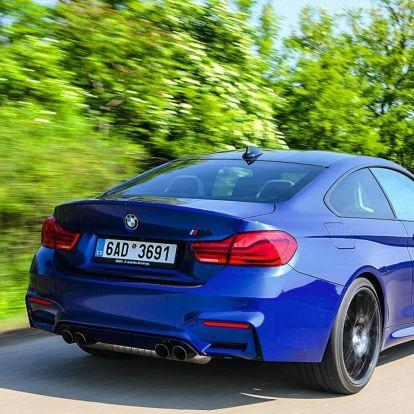A bőség zavara – BMW M4 teszt