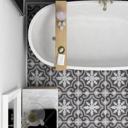 Csempe-inspirációkfürdőszobába, konyhába