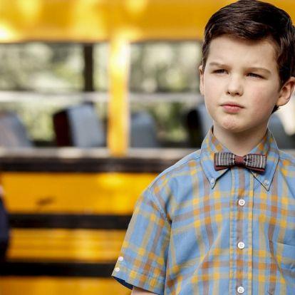Pilotkritika: Young Sheldon