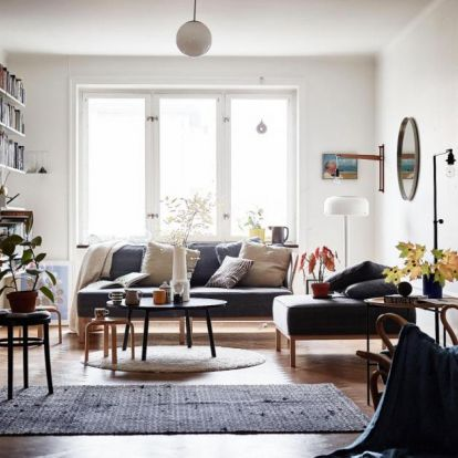 Skandináv otthon