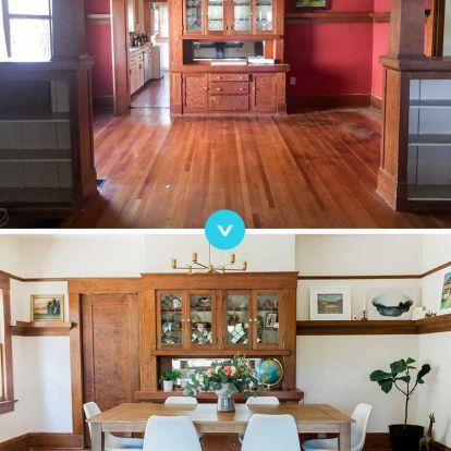 Házfelújítás, képekben