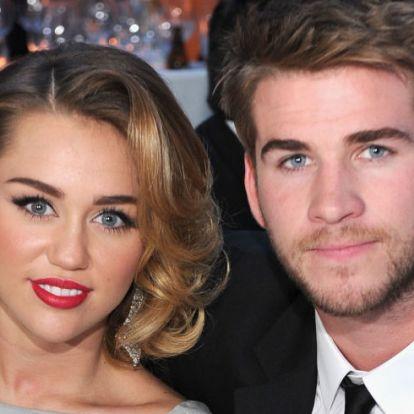 Ezért szakított Miley Cyrus Liam Hemsworth-szel