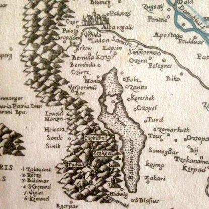 Az elrontott térkép titka