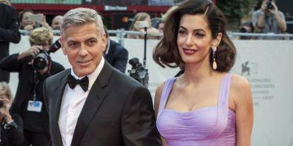 George Clooneynak nem okoz gondot megkülönböztetni ikreit