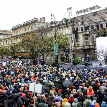 Orbán Viktor: Ha elvész a szabadság, mi magunk is elveszünk