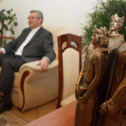 Szinte csak Veres András gondolja úgy ma Magyarországon, hogy bűn a lombikprogram