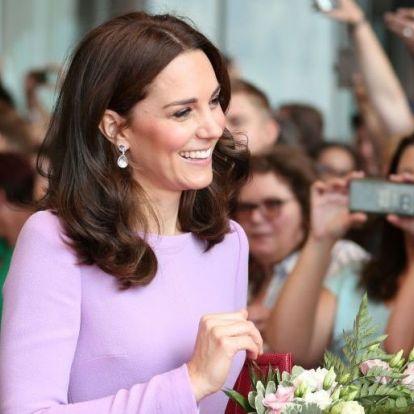 Katalin hercegné ikreket vár?