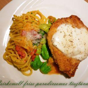 Pollo alla Parmiggiana