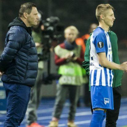 Dárdai elárulta, mi kell a fiának, hogy Bundesliga-játékos legyen