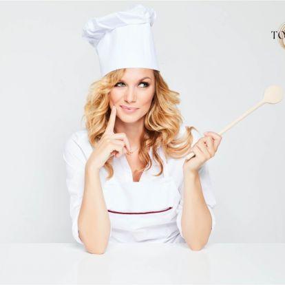 Megjelent Tomán Szabina első szakácskönyve: Egészségesen, Tománosan