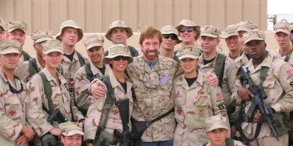 Chuck Norris visszavonul