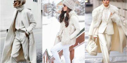 Stílusiskola: télen fehéret? Minden mennyiségben!