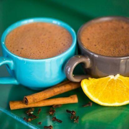 A tökéletes kuckózós ital: narancsos forró csoki