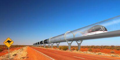 Csaknem hangsebességgel száguldó vonattal kötnék össze az ausztrál nagyvárosokat