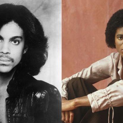 Így szívatta egymást Prince és Michael Jackson
