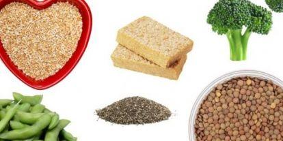 A 20 legjobb fehérjében gazdag étel vegetáriánus futóknak