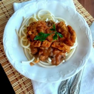 Milánói sertésborda, ahogy mi szeretjük - csirkével