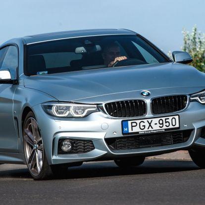 Ahogy a Nagykönyvben – BMW 430i xDrive Gran Coupé és 430d xDrive Gran Coupé teszt