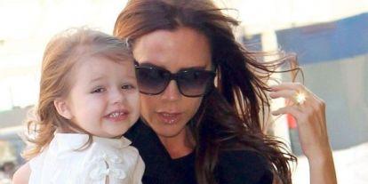 Kicsit meghízott Harper Beckham! Az édesanyja, Victoria eléggé kiakadt