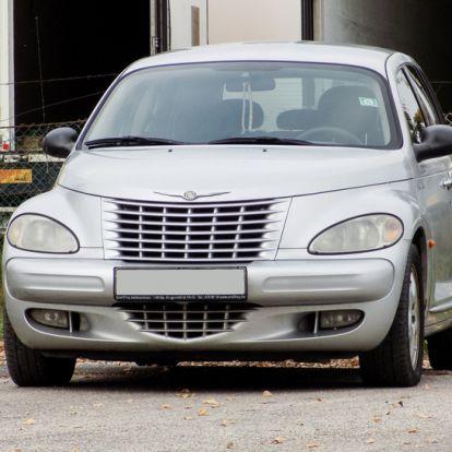 Ez meg miért ilyen olcsó? - Chrysler PT Cruiser 2.2 CRD - 2002