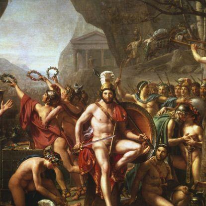 A spártaiak valójában nem dobáltak le csecsemőket a Tajgetoszról