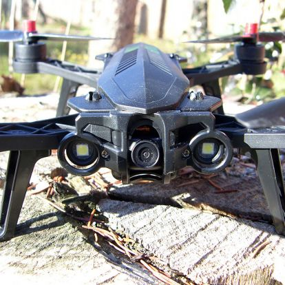 MJX Bugs 6 drón – egy versenybogár kezdőknek?