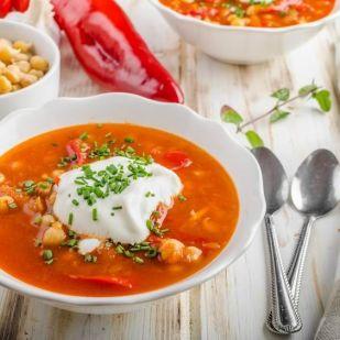 Amiből csak sokat érdemes készíteni: Harira, a fantasztikus leves